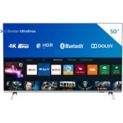 "Smart TV LED 50"" Philips 4K/Ultra HD 50PUG6654/78 Wi-Fi  -  3 HDMI 2 USB"