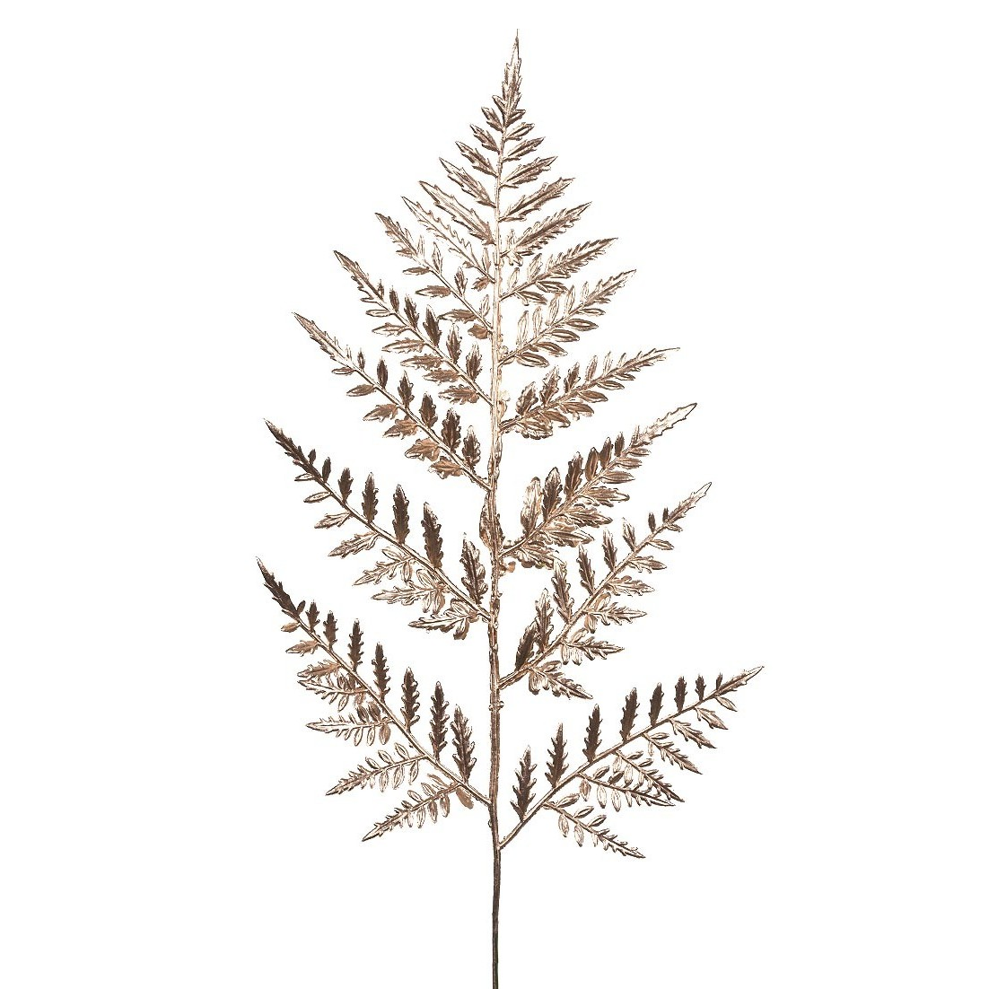 Haste de Natal Folhas de Cedro 40cm