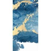 Quadro Decorativo em Canvas 50x100 cm Abstrato Printing - Jolie