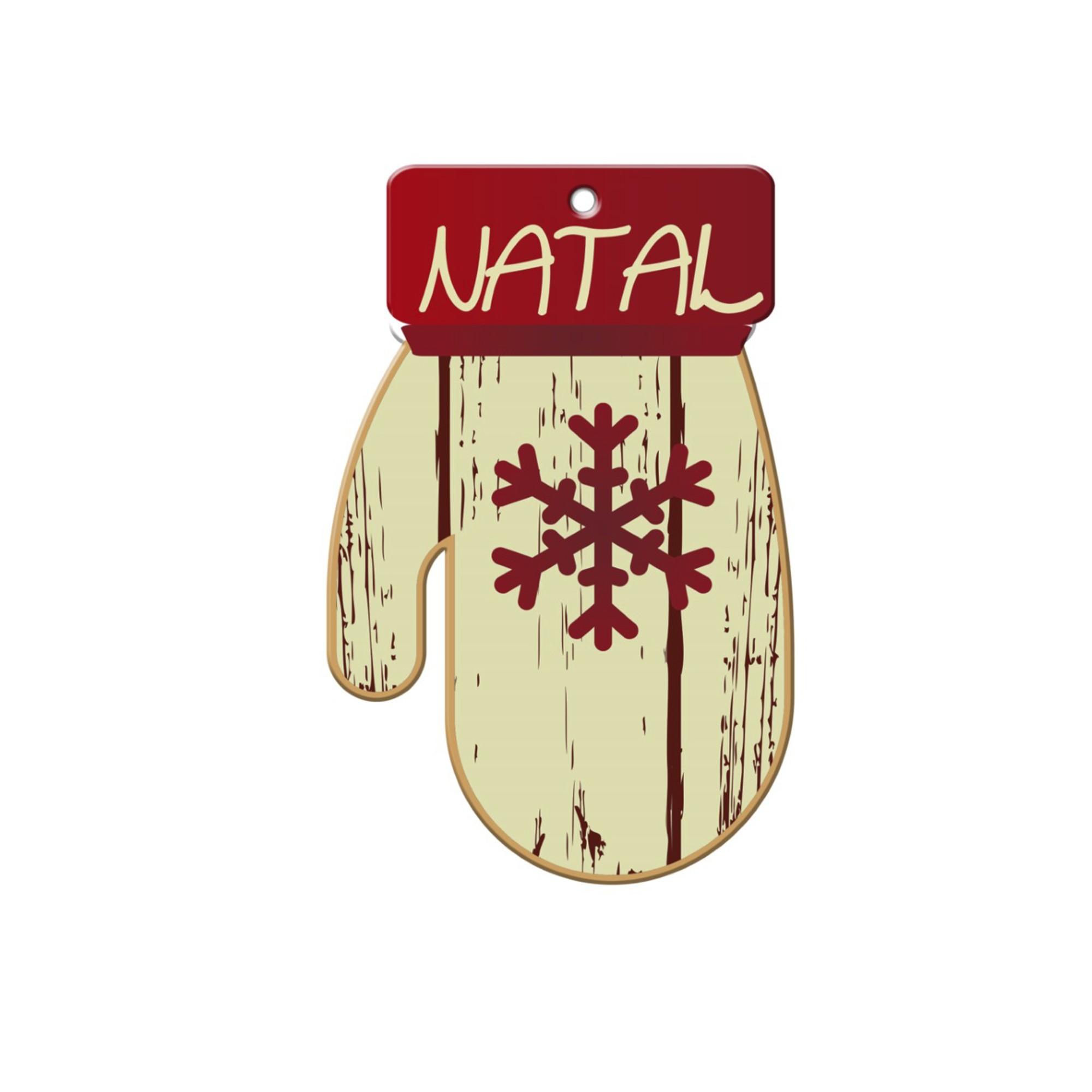 Enfeite de Porta Luva de Natal - Magizi