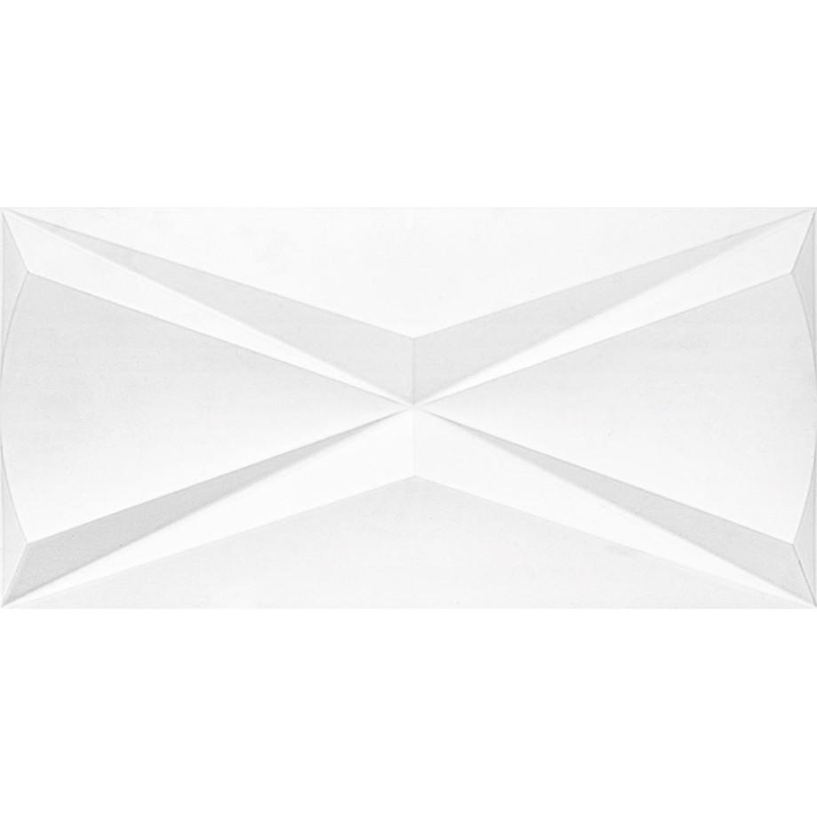 Porcelanato Acetinado Roca Tipo A 30x60 cm Retificado 072m - Branco Fosco