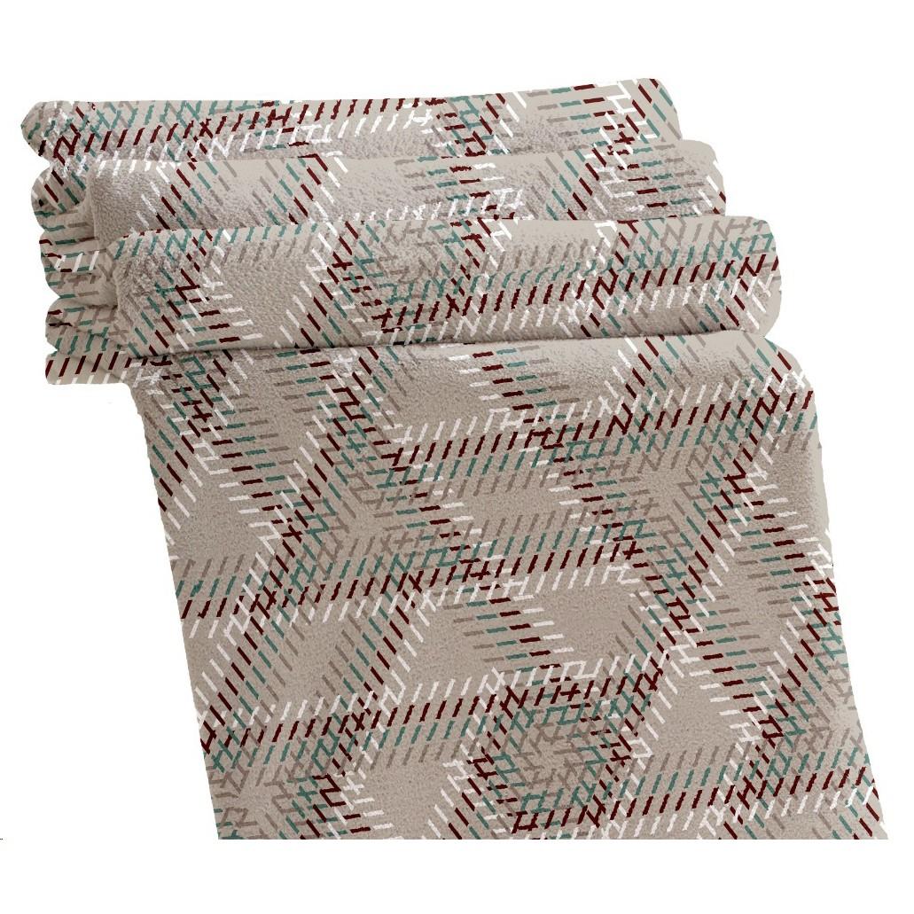 Manta King Home Design 220x240 cm Gregor Microfibra - Corttex