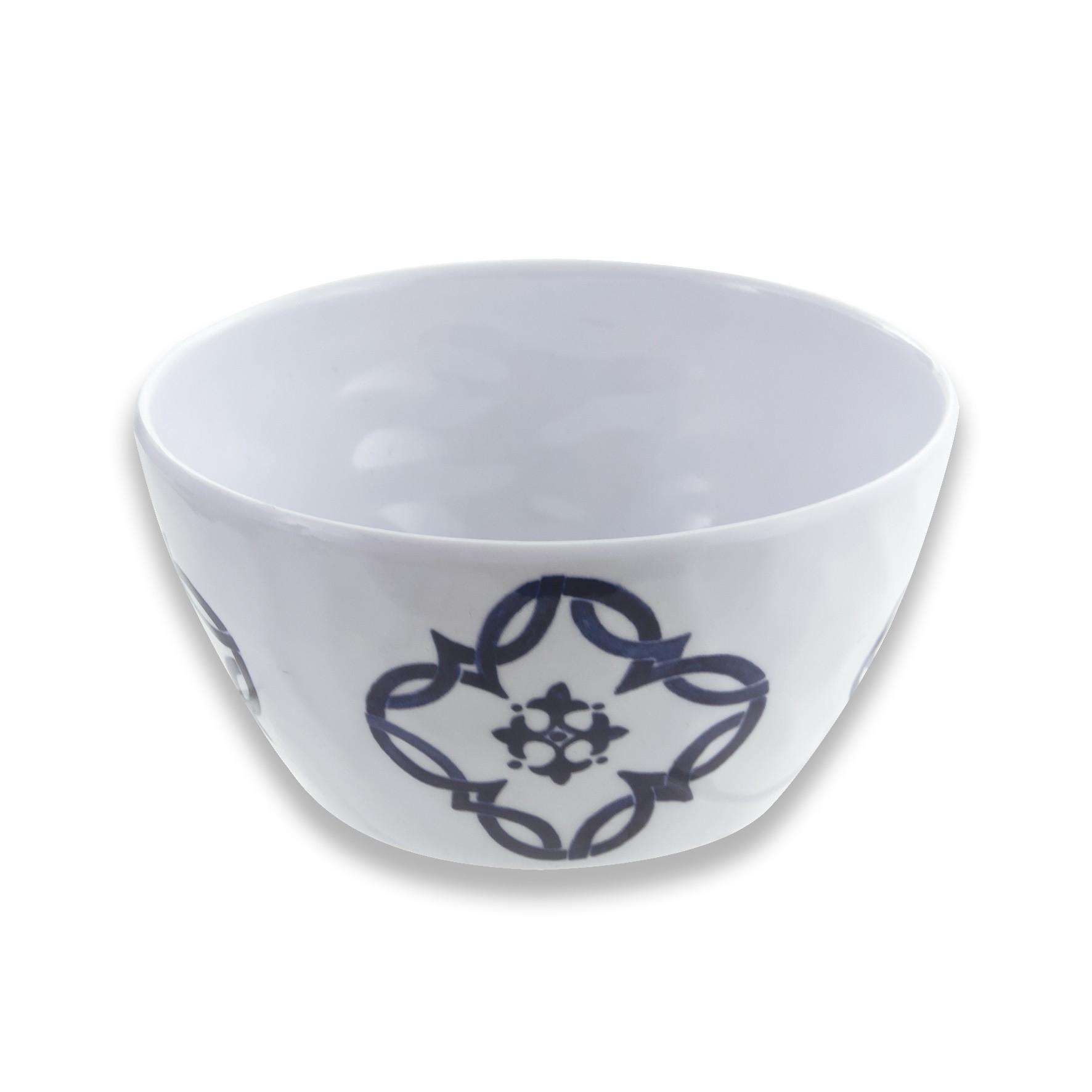 Tigela Melamina Azulejo Portugues 12cm - Mimo Style