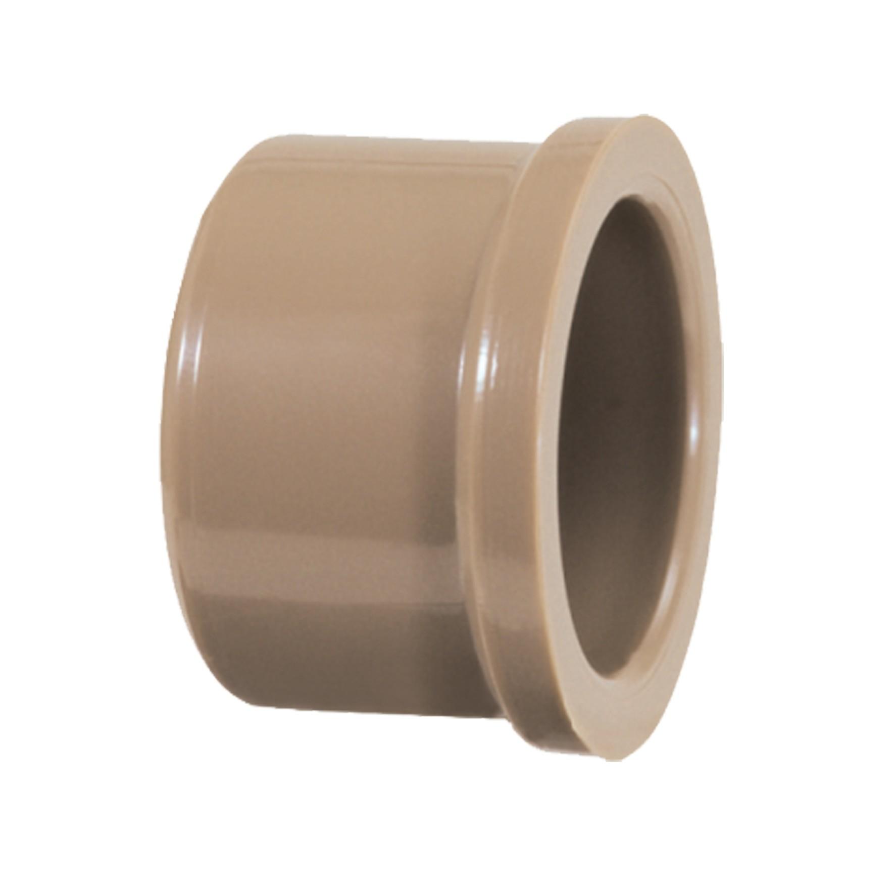 Cap Simples Soldavel PVC 60mm - Krona