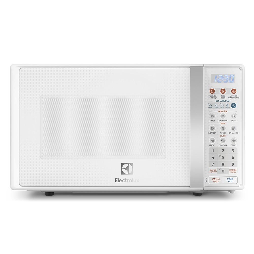 Micro-ondas Electrolux 20L MTO30 1150W Branco - 947005118 - 127V