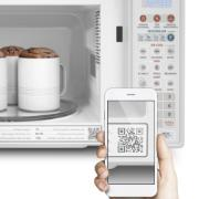Micro-ondas Electrolux 20L MTO30 1150W Branco - 947005118 - 220V