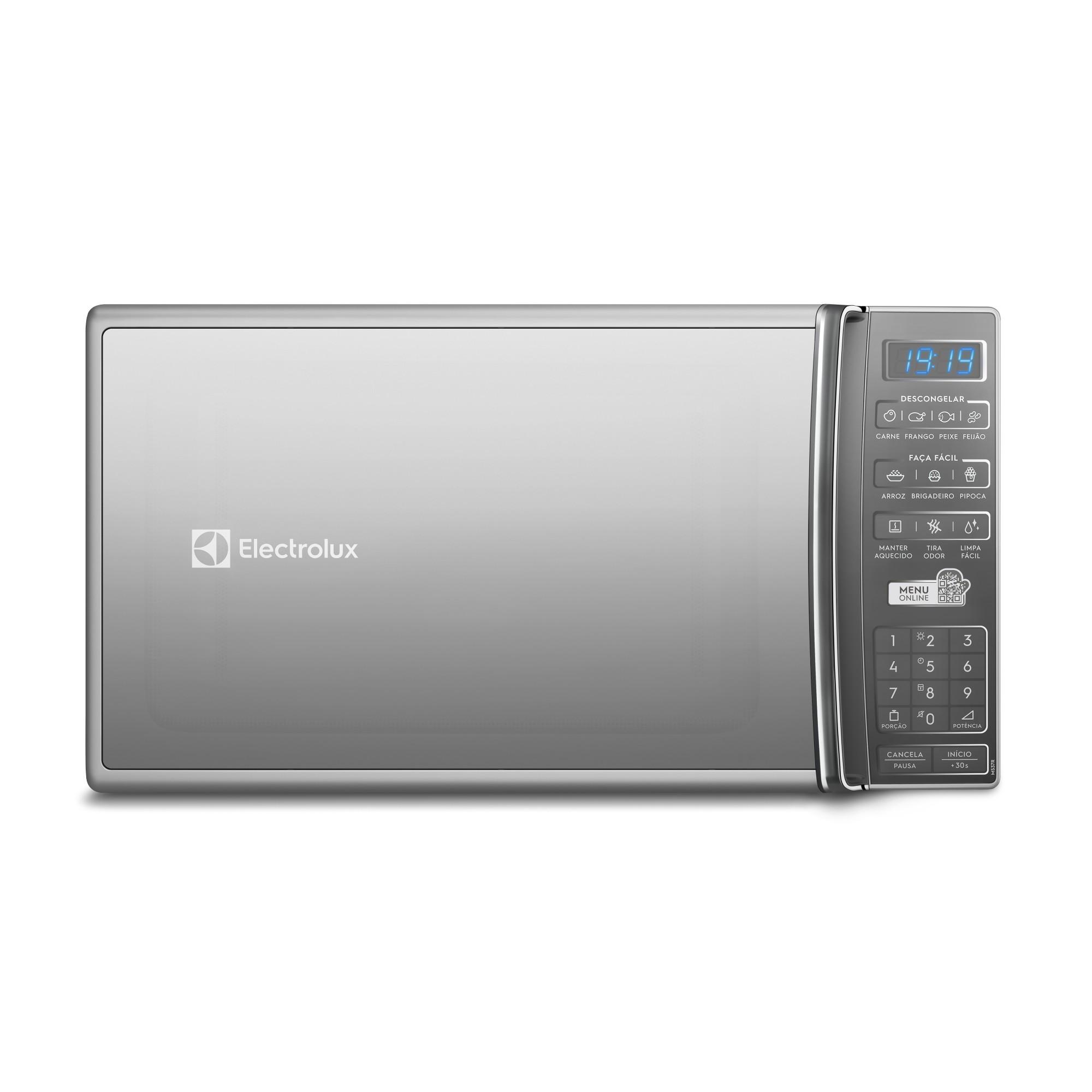 Micro-ondas Electrolux 27L MS37R 1250W - 947005142 220V