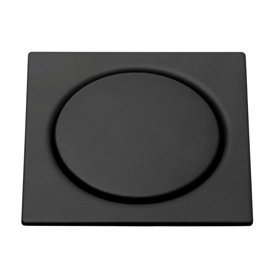 Grelha Quadrada com Fechamento Pressao 10x10 cm em Aco Inox 304 - Meber