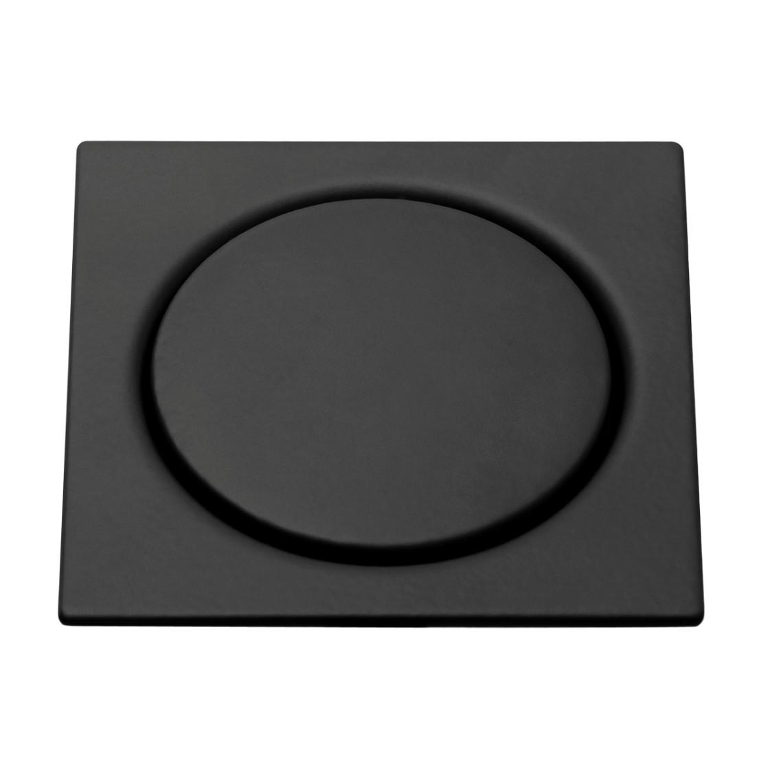 Grelha Quadrada com Fechamento Pressao 15x15 cm em Aco Inox 304 - Meber