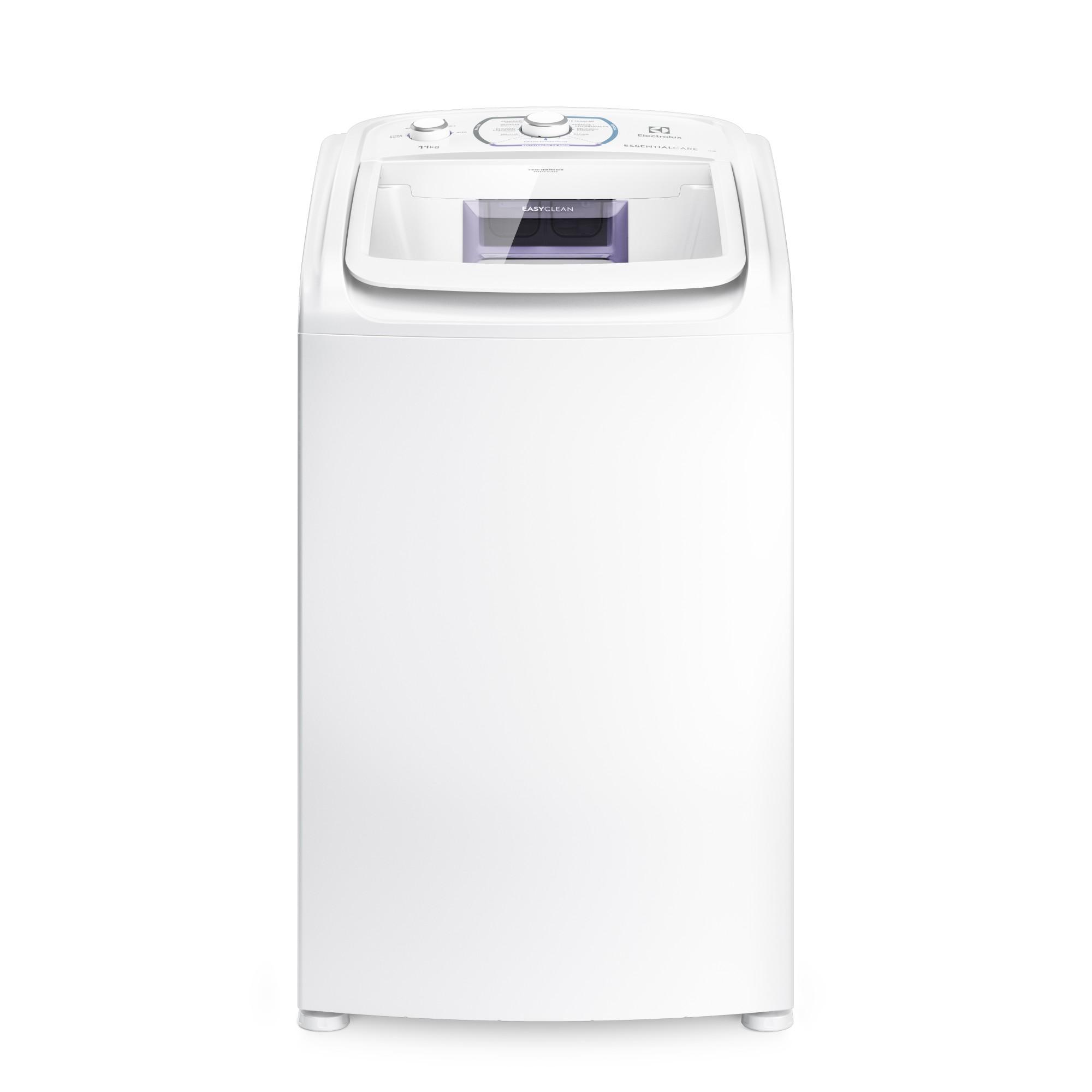 Lavadora de Roupa Electrolux 11Kg 127V LES11 - Branca