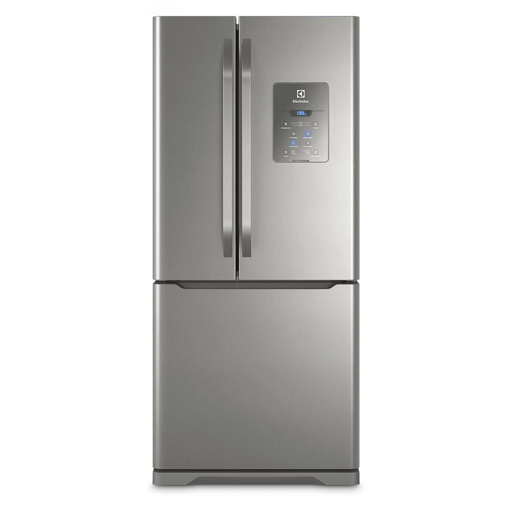 GeladeiraRefrigerador Electrolux Frost Free Inverse 579L 220V DM84X - 02603FBA289
