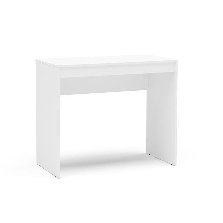 Escrivaninha em MDP Branca 755x855 cm - Politorno