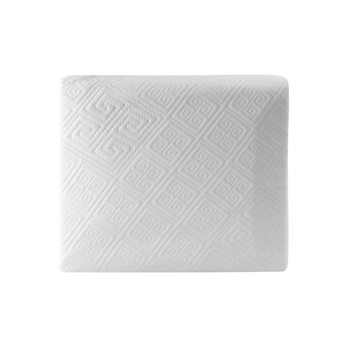 Protetor para Colchao Queen Impermeavel Juma Comfort 200 x 160cm - Branco