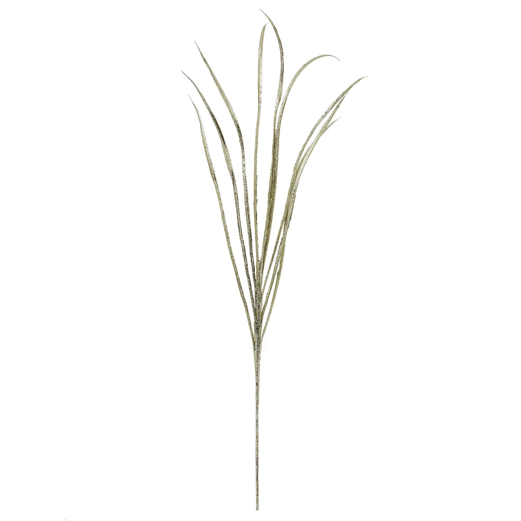 Haste de Natal Capim 89 cm Artificial - Magizi