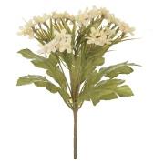 Buquê Artificial de Flores Flor Mini Pêssego Outono - Decor