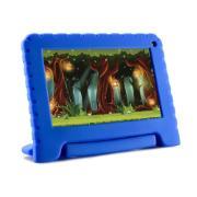 "Tablet Multilaser Kid Pad Lite 7"" NB302 Quad-core 3G 16GB Azul"