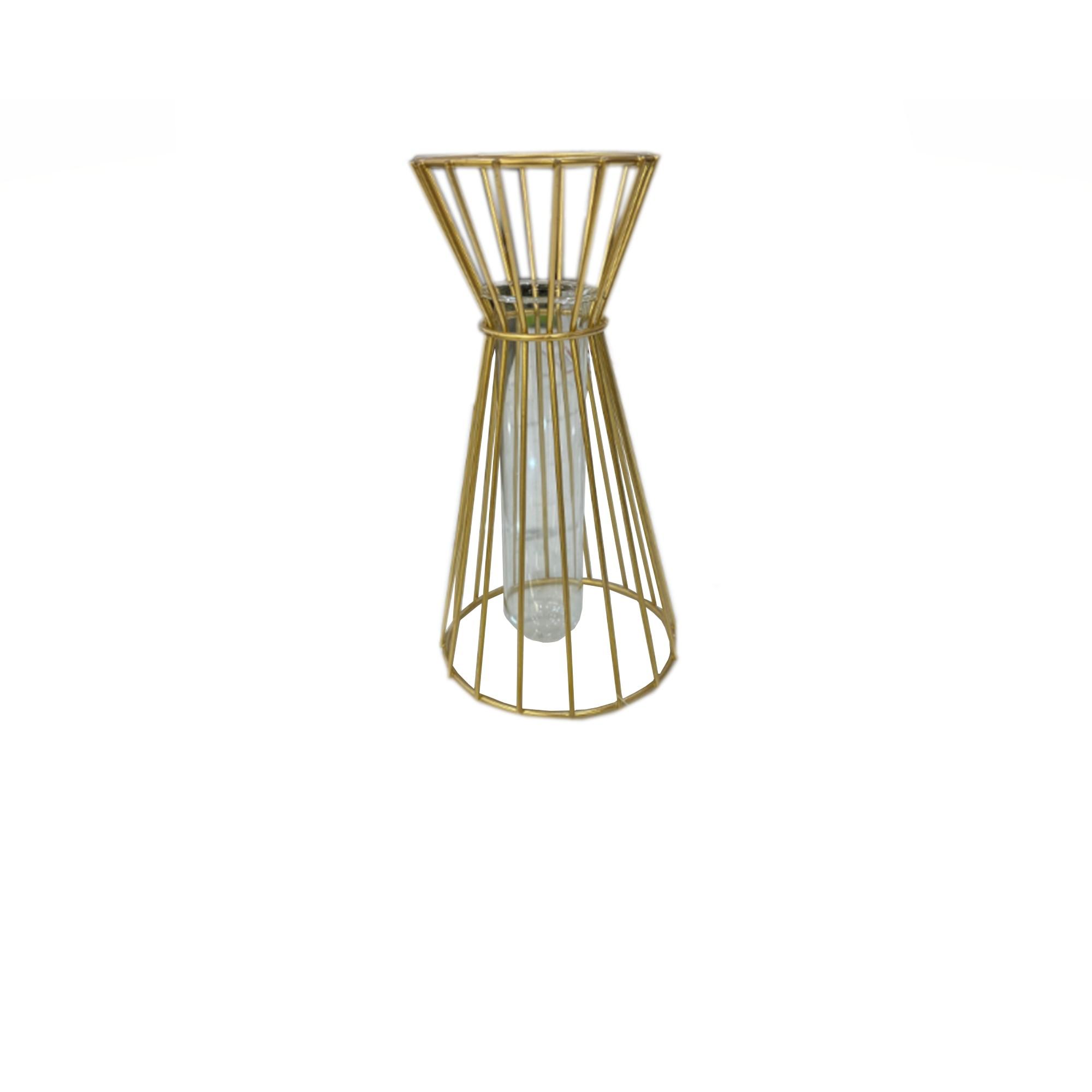 Vaso Decorativo Urban 17 cm - Casa Ambiente