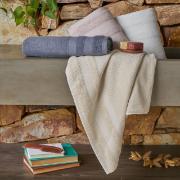 Toalha de Banho Artex Comfort Favo 100% Algodão Felpuda 80x140 cm - Rosa Claro