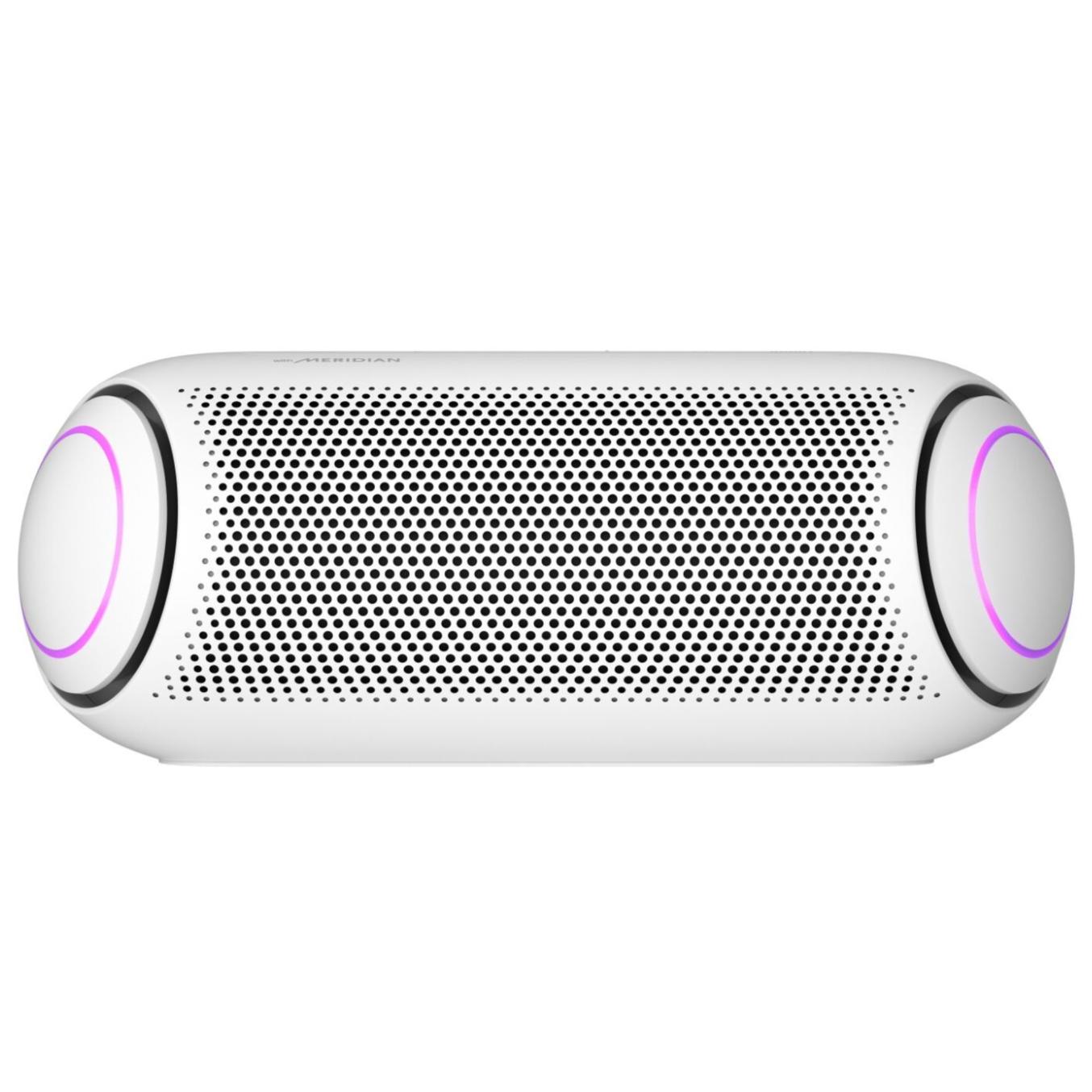 Caixa de Som LG Xboom Go PL5 Portatil Bluetooth IPX5 Branca