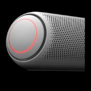 Caixa de Som LG Xboom Go PL5 Portátil Bluetooth IPX5 Branca