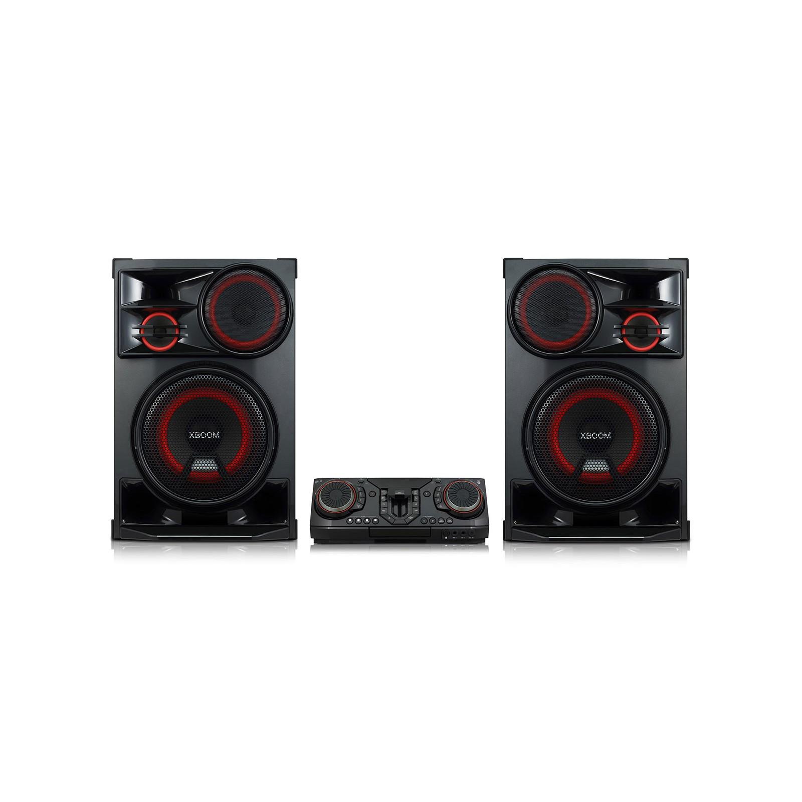 Mini System LG Xboom CL98 3500W CD USB Bluetooth