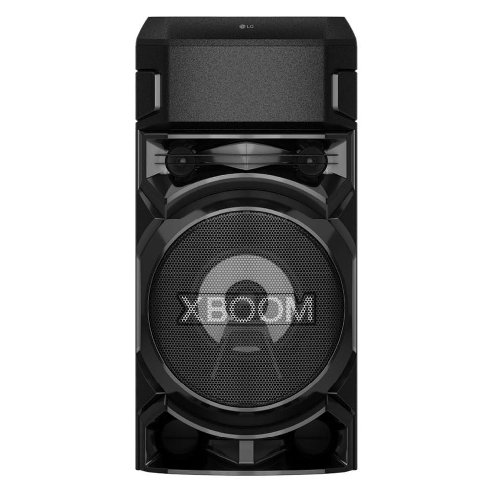 Caixa de Som Acustica LG RN5 Bluetooth USB Auxiliar