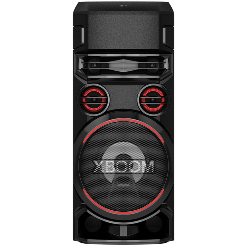 Caixa de Som Acustica LG RN7 Bluetooth USB Auxiliar