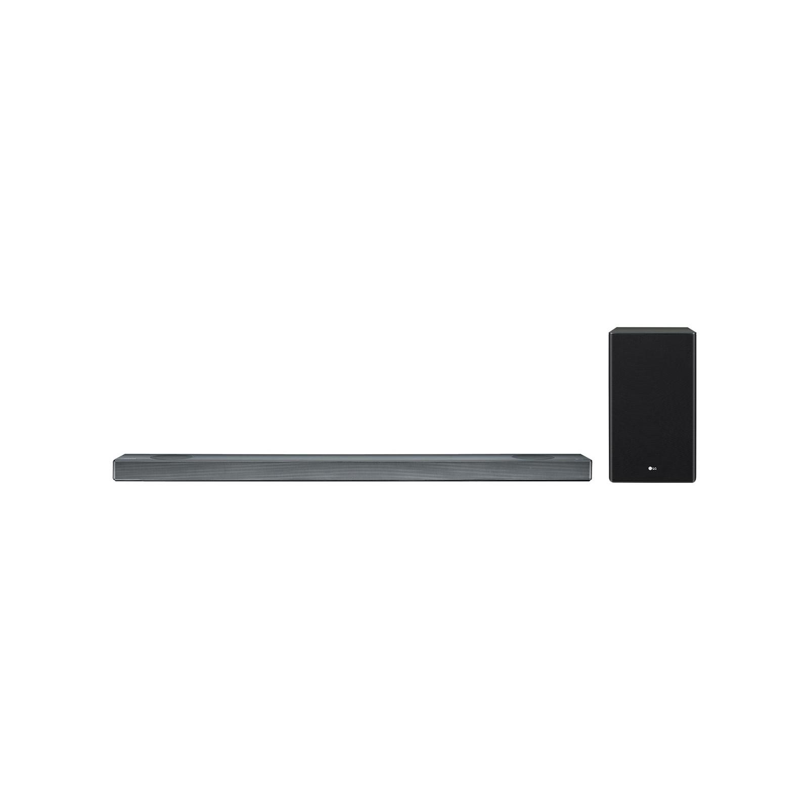 Soundbar LG SL9Y 500W HDMI USB Bluetooth Wi-Fi