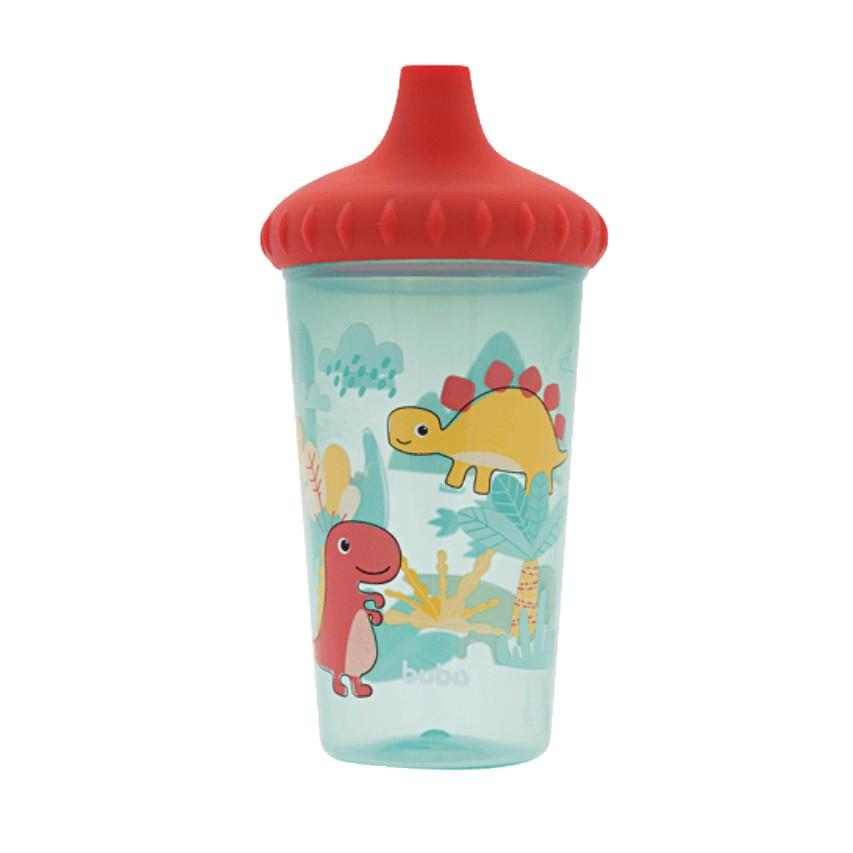 Copo Plastico Infantil 300ml com Dino - Buba