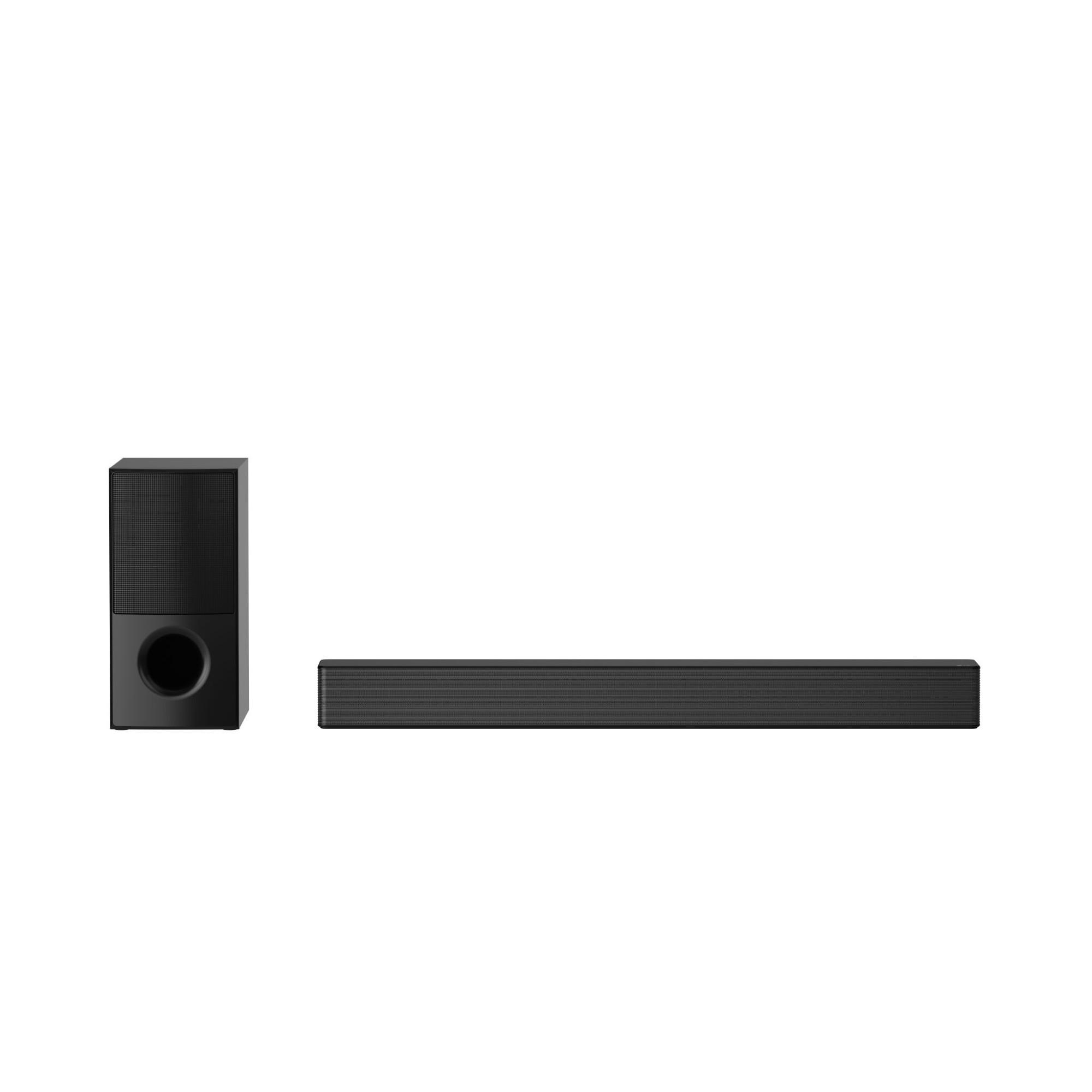 Soundbar LG SNH5 600W HDMI USB Bluetooth