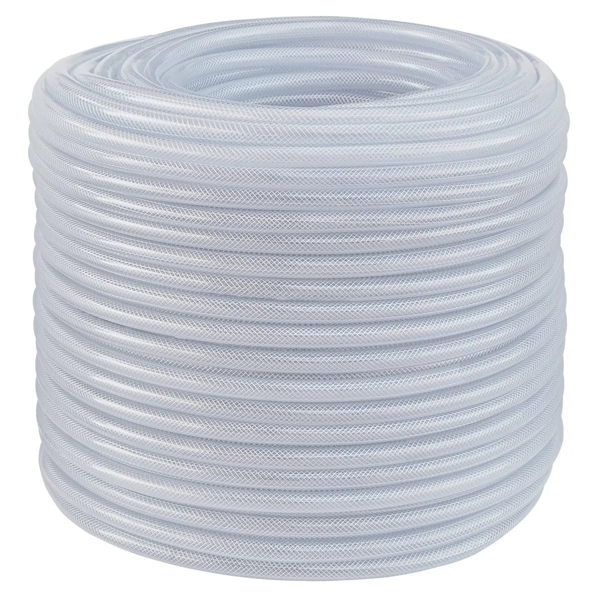 Mangueira Flex Tramontina 34 em PVC 100 Metros 3 Camadas - Branco