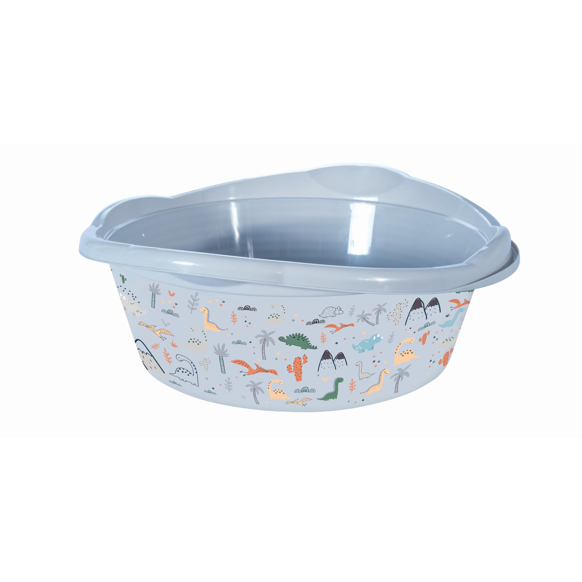 Bacia Infantil de Plastico Dino 17 litros - Plasutil