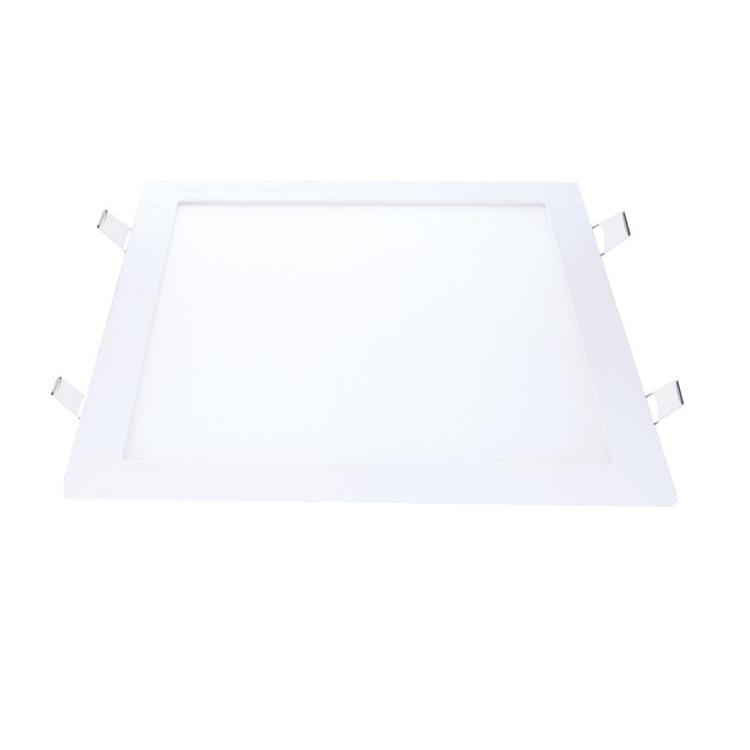 Painel LED Quadrado 24W Branco 874 - Avant