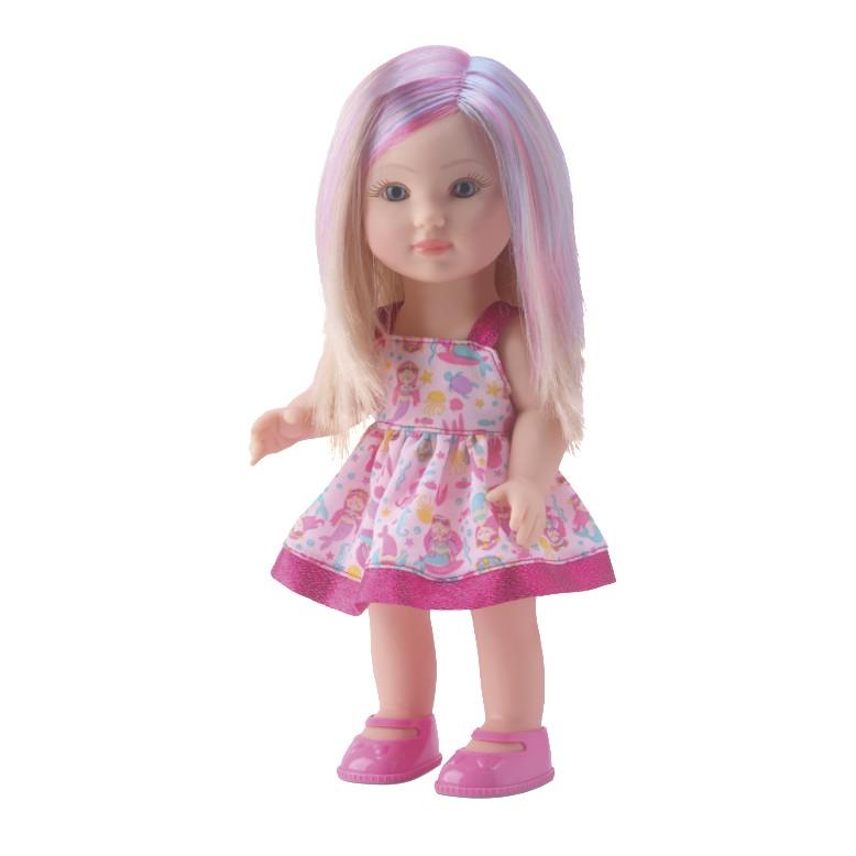 Boneca Hair Style 41 cm - Divertoys