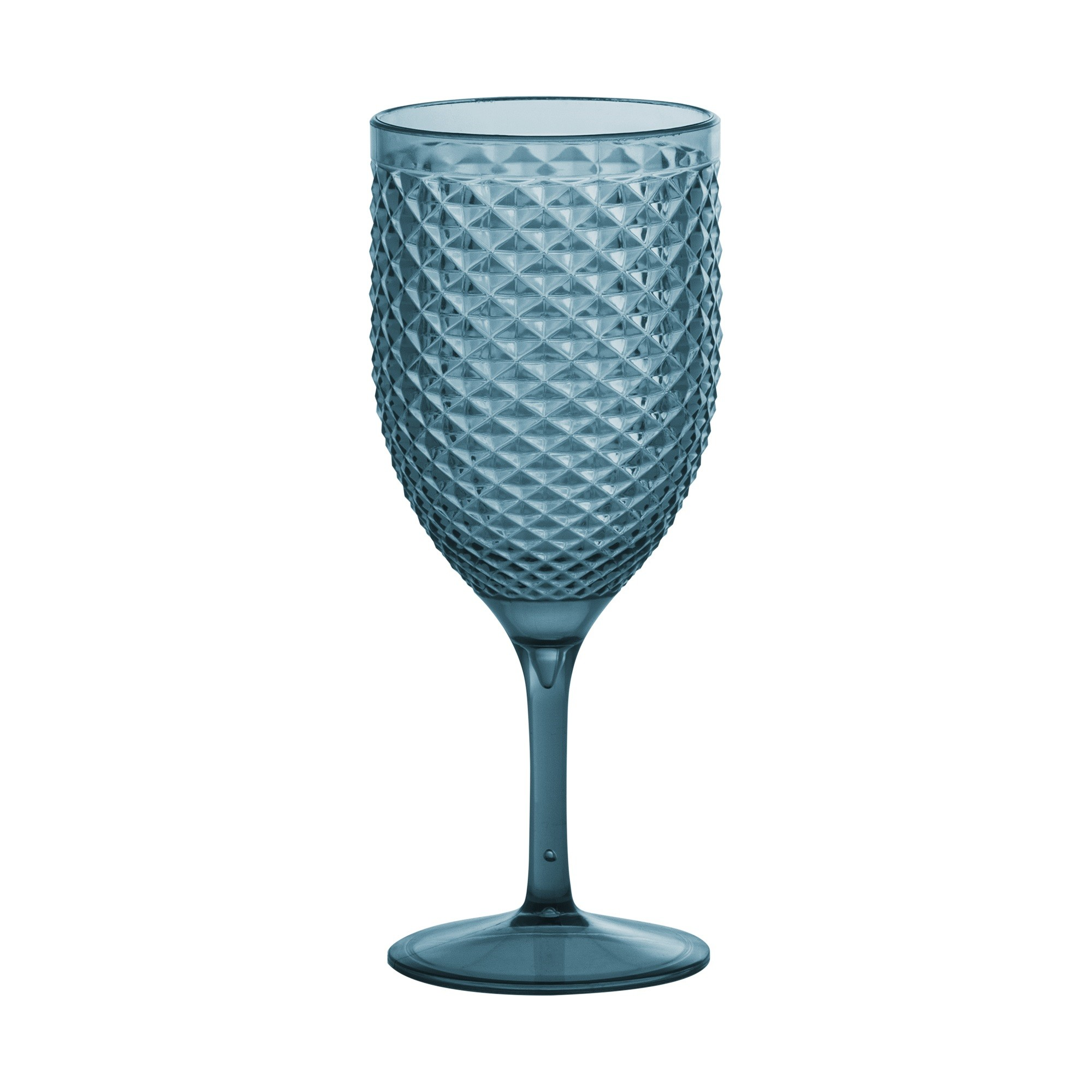 Taca Luxxor de Acrilico para Vinho 480ml Verde - Paramount