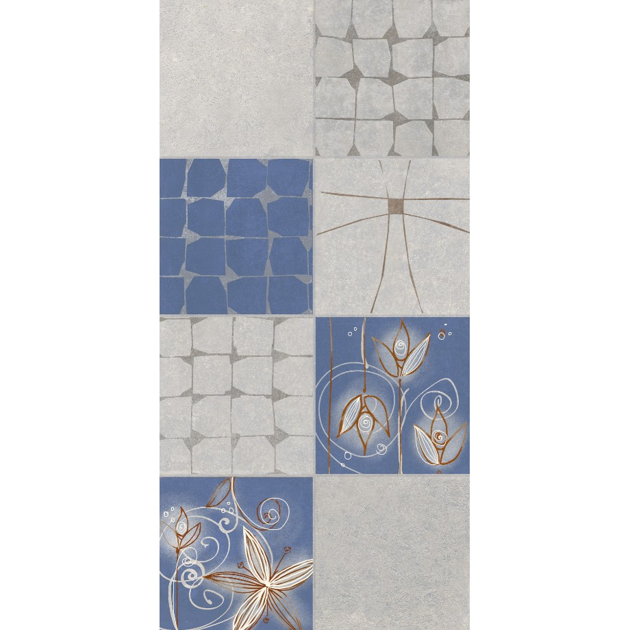 Revestimento Tipo A 30 x 60 cm Brilhante Blossom Violet - Pointer