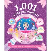 Livro 1.001 Coisas para Encontrar Bailarinas - Ciranda Cultural