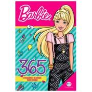 Livro 365 Atividades e Desenhos Barbie - Ciranda Cultural