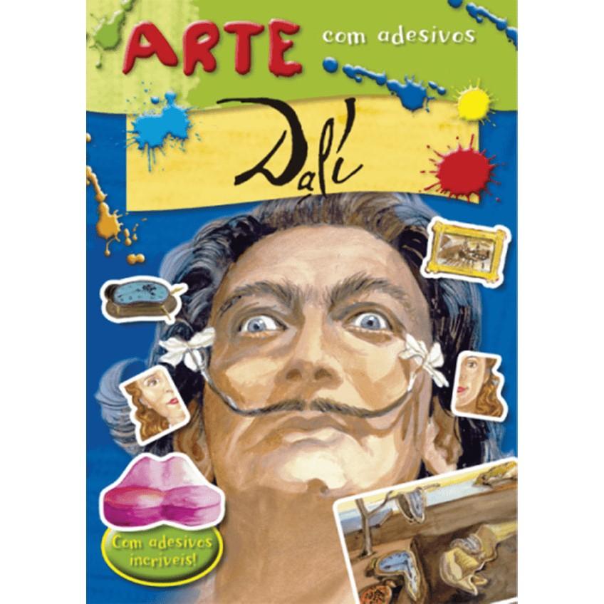 Livro Arte Dali - Ciranda Cultural