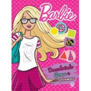 Livro Barbie Descobrindo Cores e Formas - Ciranda Cultural