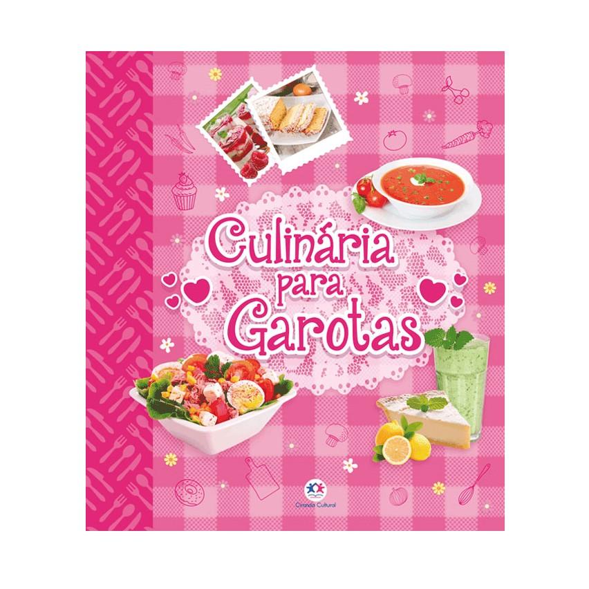 Livro Culinaria - Ciranda Cultural