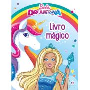 Livro Mágico Barbie - Ciranda Cultural
