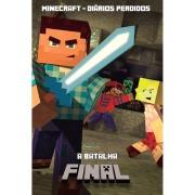 Livro Minecraft A Batalha Final Vol.3 - Ciranda Cultural