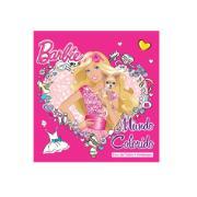 Livro Barbie Mundo Colorido - Ciranda Cultural