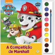 Livro Patrulha Canina A Competição de Marsha - Ciranda Cultural