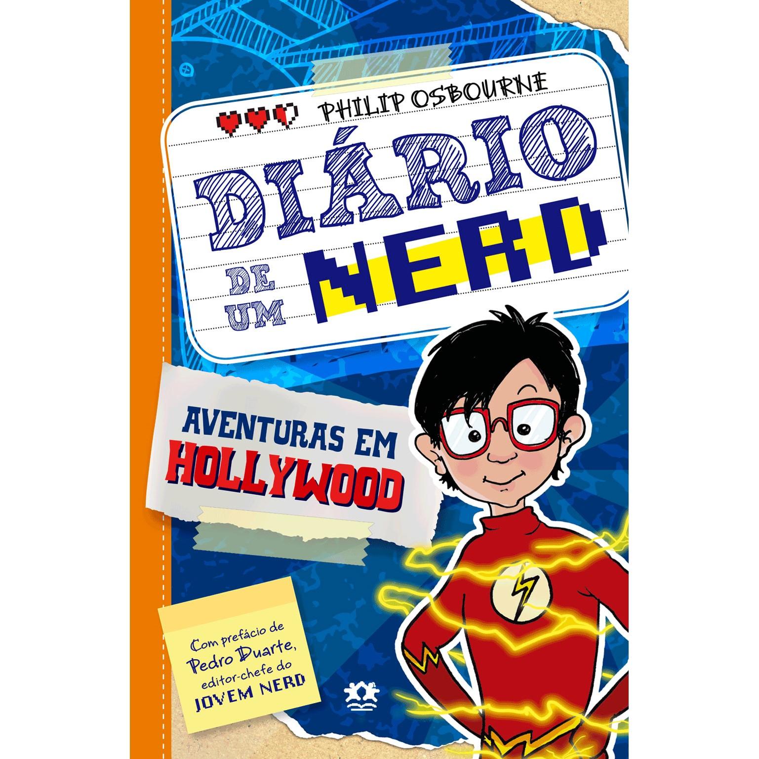 Livro Diario de um Nerd Vol2 - Ciranda Cultural