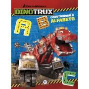 Livro Dinotrux Construindo o Alfabeto - Ciranda Cultural