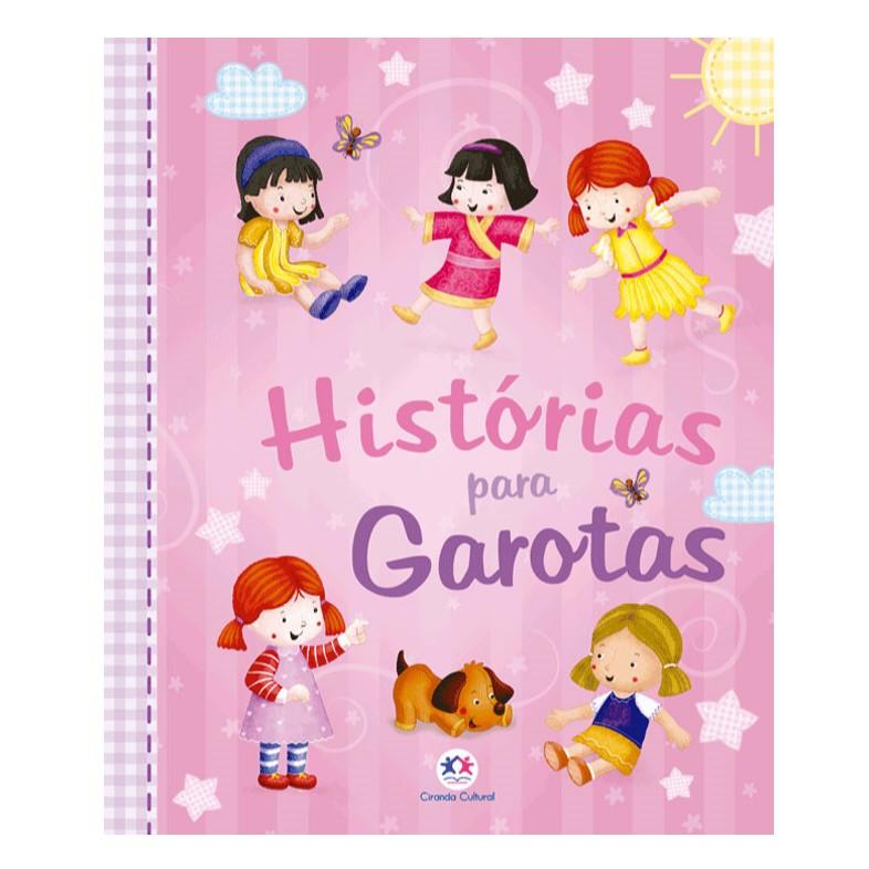 Livro Historias para Garotas - Ciranda Cultural