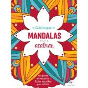 Livro Mandalas para Acalmar - Ciranda Cultural