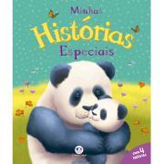 Livro Minhas Histórias Especiais - Ciranda Cultural